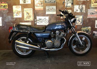 Honda CB750K - 1979 - 10