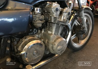 Honda CB750K - 1979 - 11