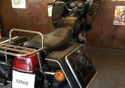 Honda CX500 DeLuxe - 11