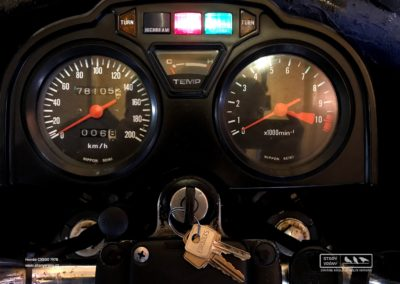 Honda CX500 DeLuxe - 15