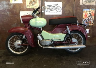 Simson SR4 - 1969 - 1