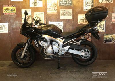 Yamaha FZ6-1