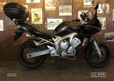 Yamaha FZ6-2
